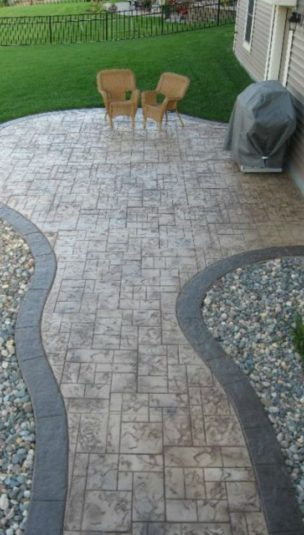best stamped concrete contractors