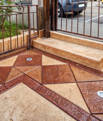 decorative concrete charlotte nc