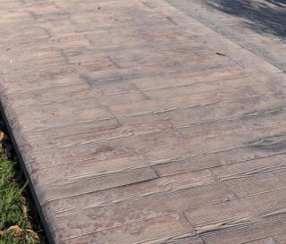 stamped concrete charlotte nc