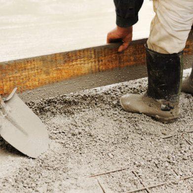 concrete installation charlotte nc