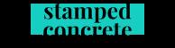 stamped concrete charlotte