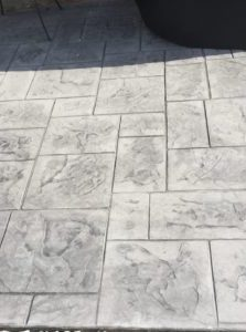 stamped concrete contractors in charlotte